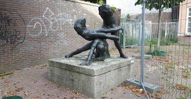 Piersonmonument Nijmegen (Wikimedia commons)