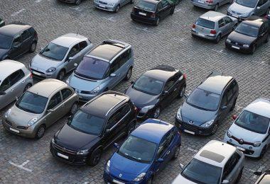 Parkeerplek verplaatsen