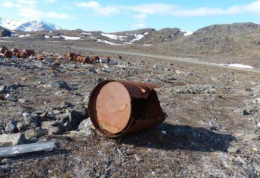 spitsbergen klimaat